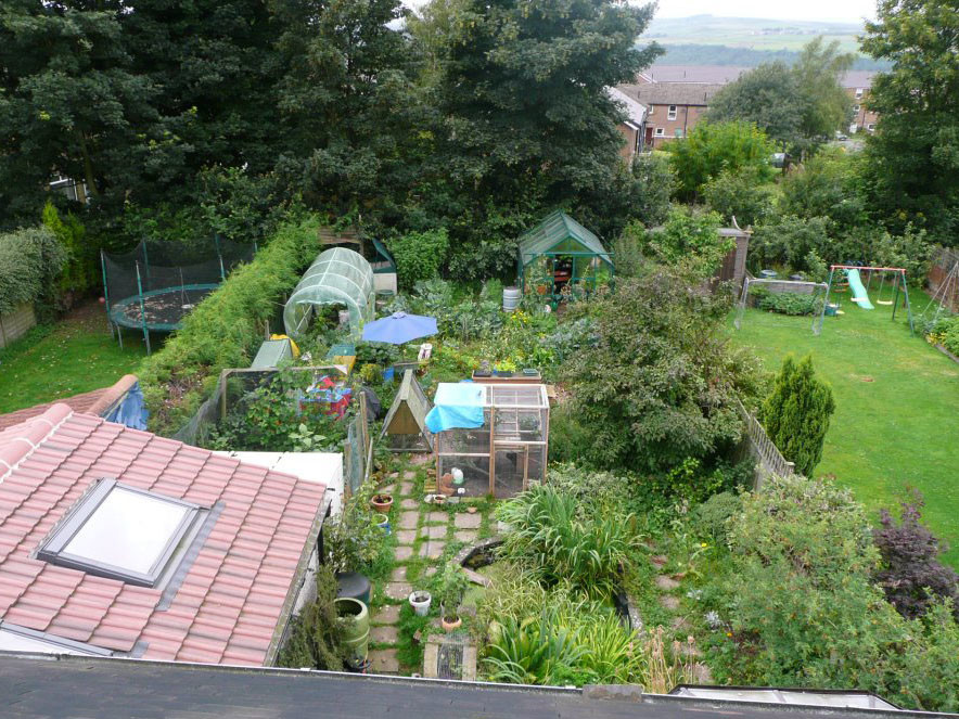 """permaculture a sustainable future Permaculture is not only sustainable, it's regenerative, and can heal the damage caused by conventional agriculture when someone claimed to have a """"sustainable."""
